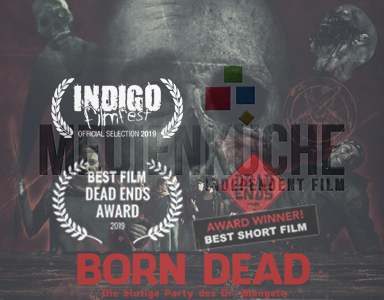 Born Dead - Die Macher / Kurzinterview